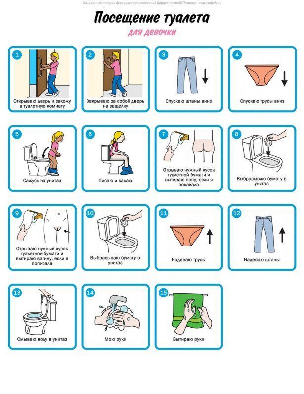 в карты играть туалет правила как в