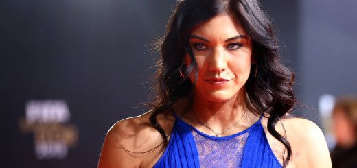 Hope Solo Leaked Photo 2015
