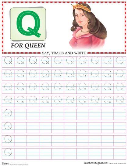 capital letter writing practice worksheet alphabet q download free capital letter writing. Black Bedroom Furniture Sets. Home Design Ideas