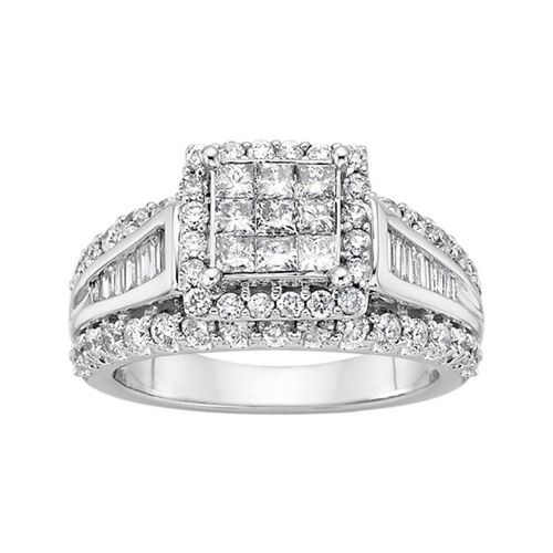 best seller 2 ct tw diamond engagement ring jewelry. Black Bedroom Furniture Sets. Home Design Ideas