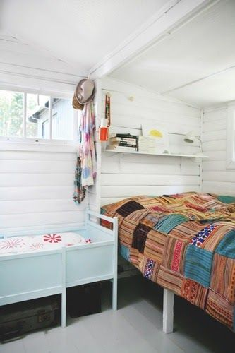Scandinavian Retreat: Old fashioned summer house