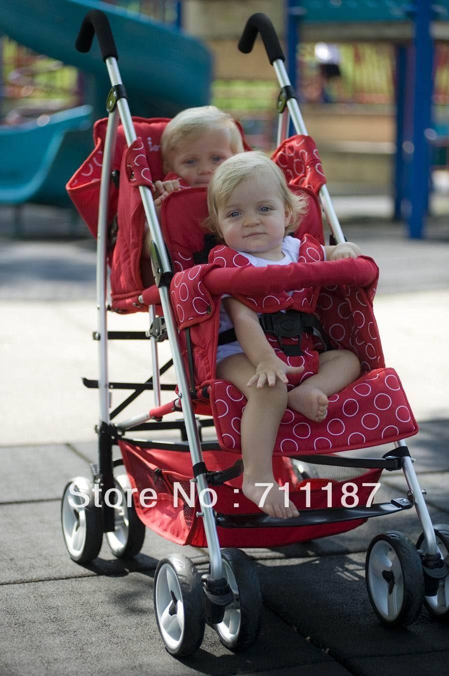 Online Get Cheap Twin Tandem Stroller Aliexpress