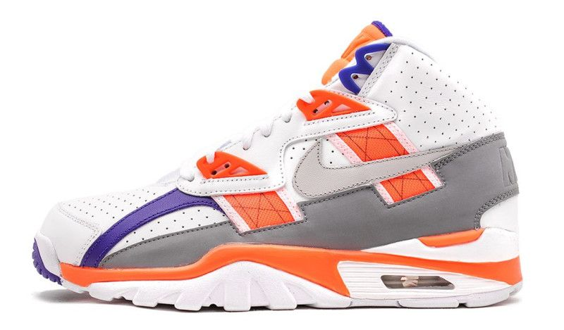 Bo Jackson Nike Air Trainer SC High Auburn 2017 Release Date Profile  302346-106 |