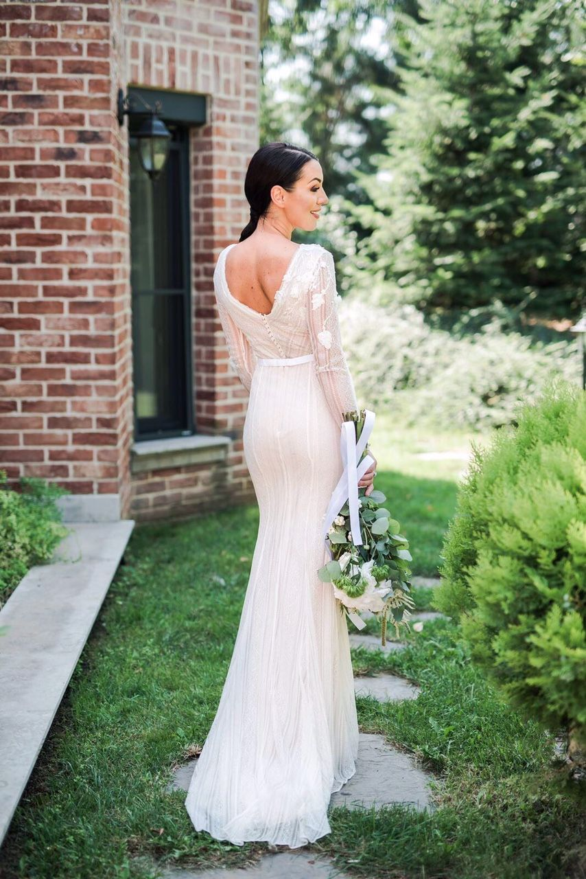 Ava Dress. #OtiliaBrailoiuAtelier #weddingdress