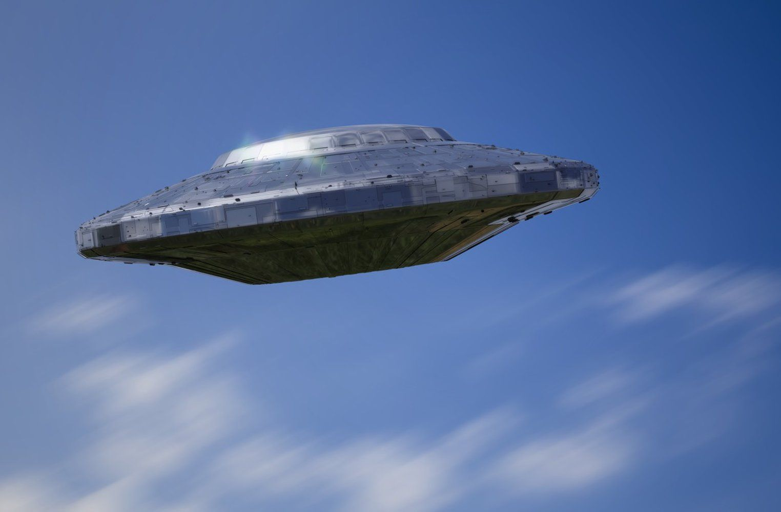 Bits of Famous, Lost (and Fake) \'Flying Saucer\' Turn Up in British ...