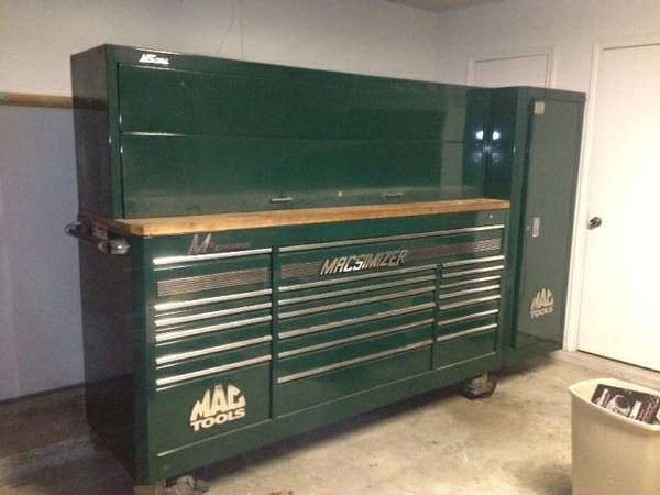 Craigslist find  Tool box for the shop  - Moto-Related - Motocross
