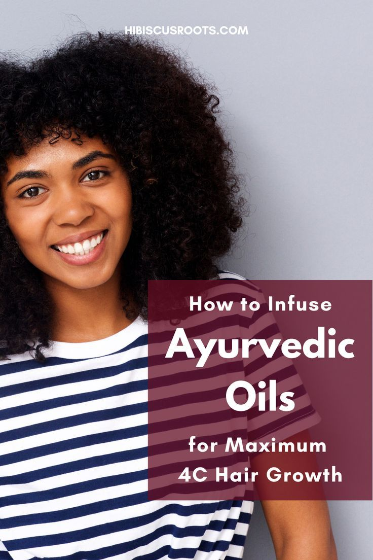 Are you looking for long, thick, healthy hair? Get to your goal with Ayurvedic oils! #4chair #4chairgrowth #4chaircare #4chairtips