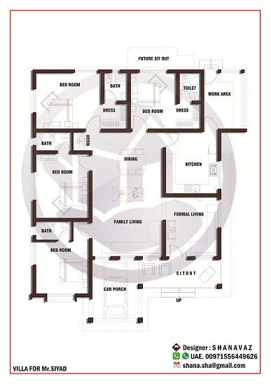Room Designs Kerala Joy Studio Design Gallery Design Home Floor Plans Kerala Joy Studio Design Gallery Design Floor Plans House Floor Plans House Plans