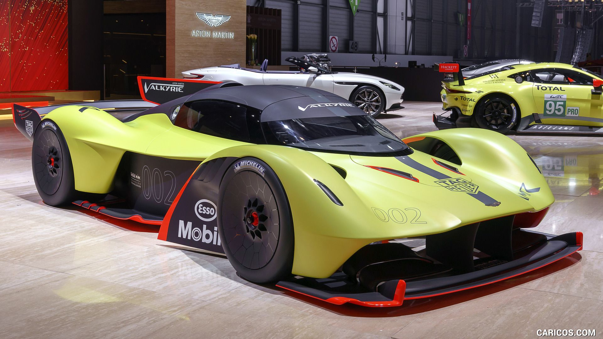 2018 Aston Martin Valkyrie Amr Pro Wallpaper Aston Martin New