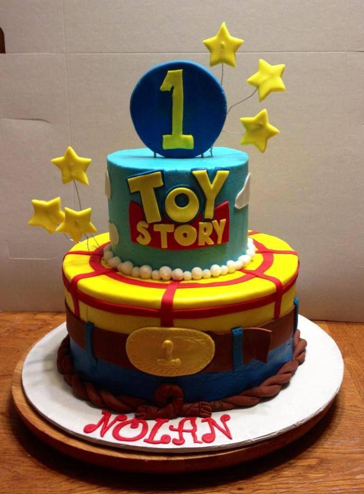 Toy Story Cake Happy Birthday Nolan