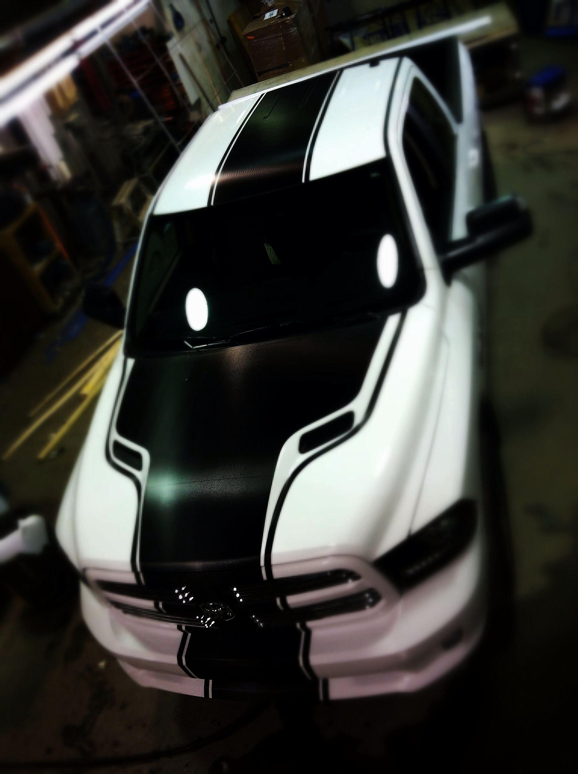 Racing Stripes Fait A La Main Ram 1500 Dodge Trucks Ram Dodge Ram Pickup Dodge Ram Accessories