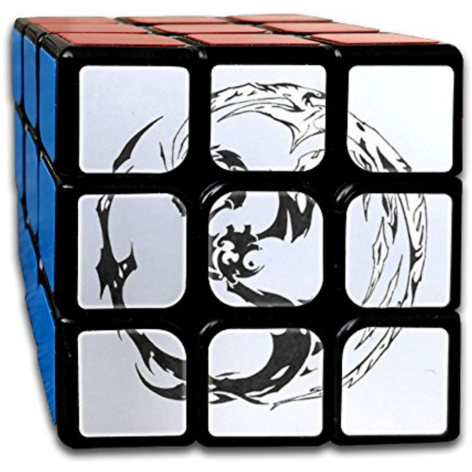 Dragon tattoo animal rubikus cube comfortable xx color for pre