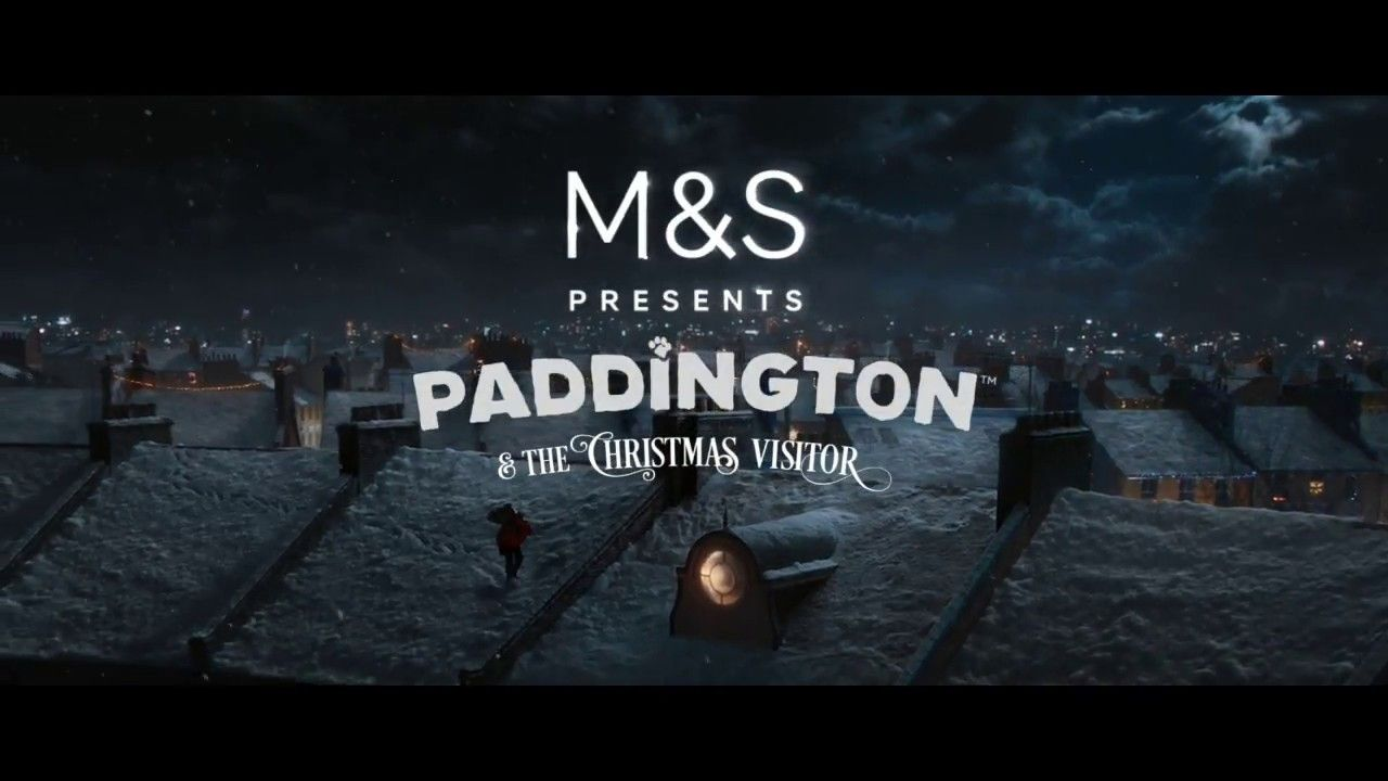 John Lewis Christmas Advert 2017.M S Christmas Tv Ad 2017 Paddington The Christmas