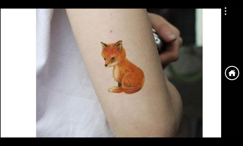 Tatuagens discretas
