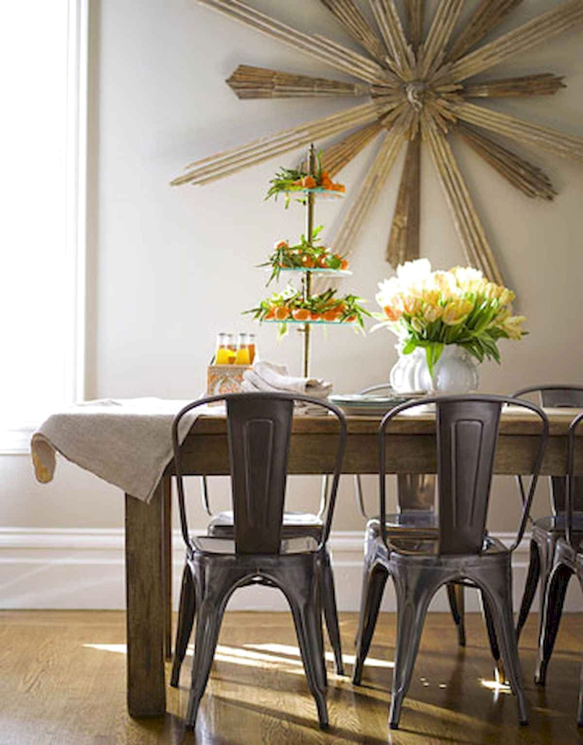modern farmhouse dining table and chairs