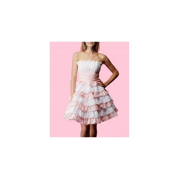 betsey johnson cupcake dress found on Polyvore featuring polyvore ...