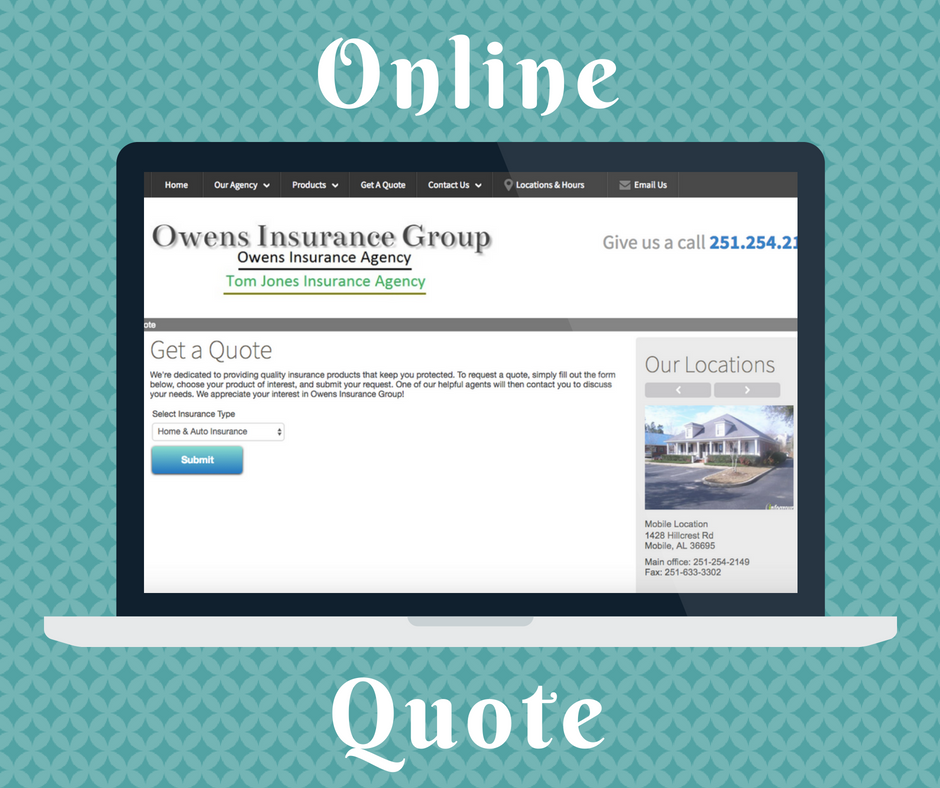 Did You Know You Can Go Online To Get A Free Quote Check Out Our