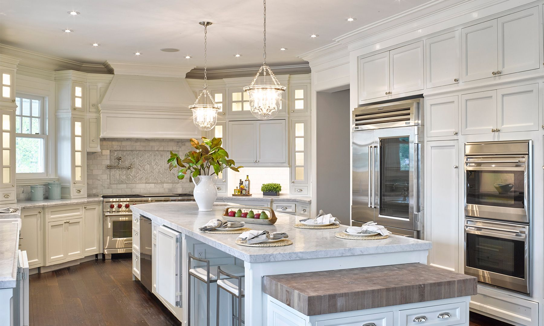 Greystone On Hudson Home Photos Dujour Luxury Kitchens Mansions Luxury Kitchens Mansion Kitchen