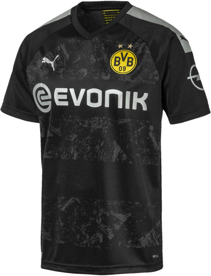 BVB Away Replica Jersey | PUMA US | Dortmund, Borussia ...