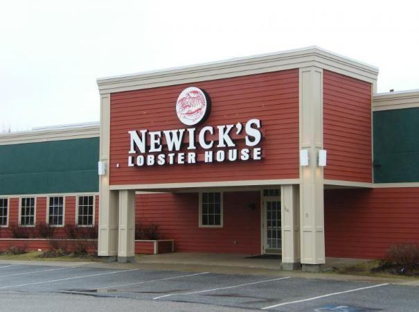 Newick's, South Portland ME