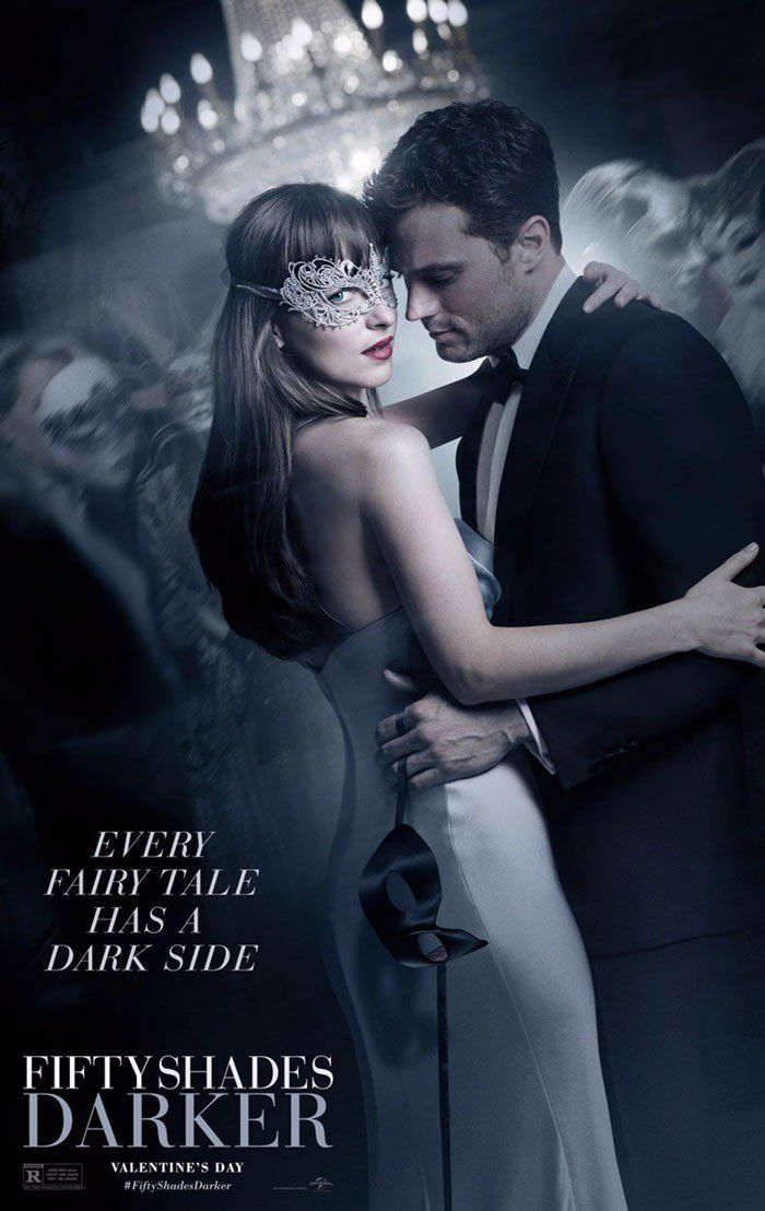 Every Fairy Tale Has A Dark Side New Fifty Shades Darker Poster