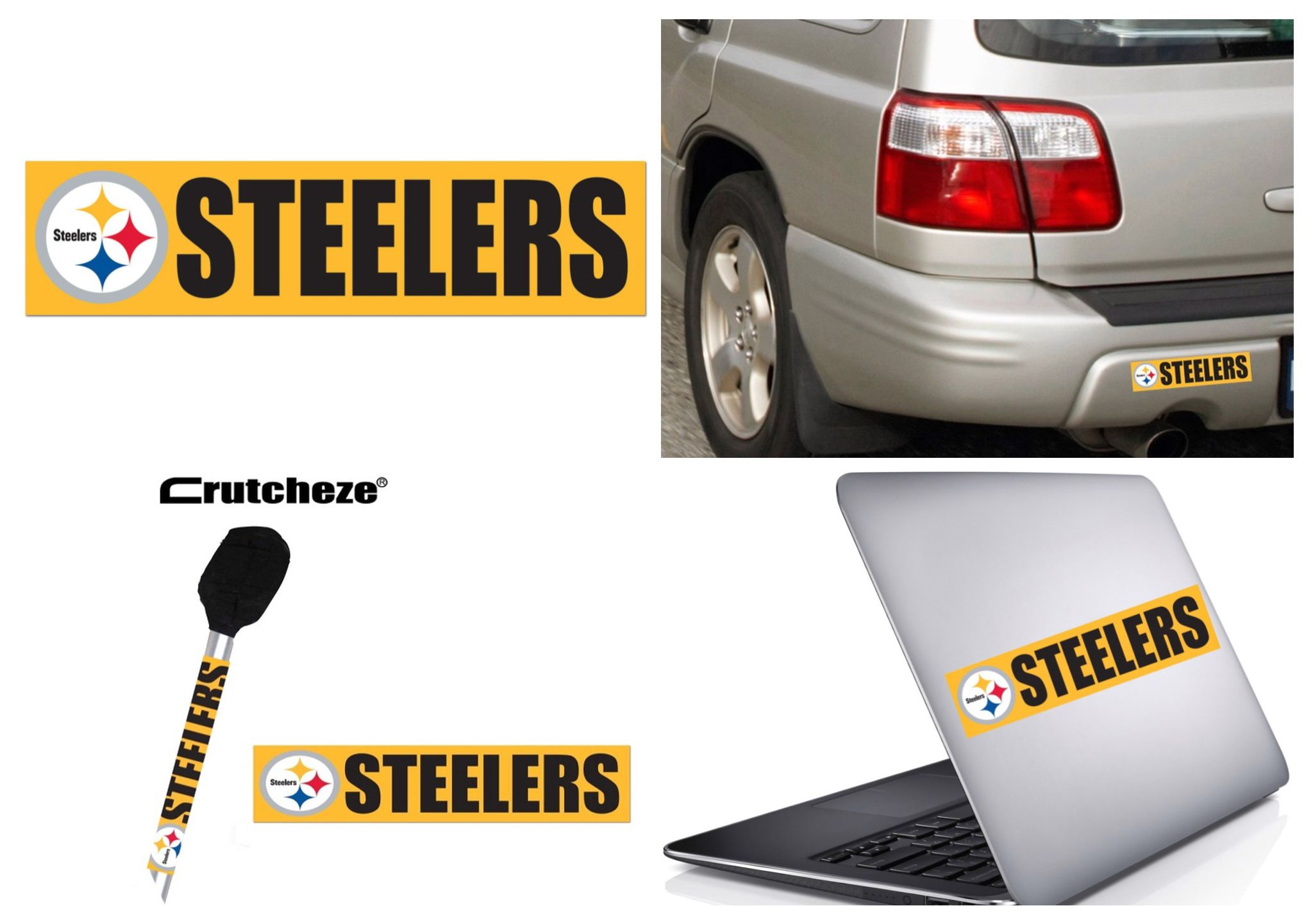 Attention All Sports Fans Get Your Nfl Stickers Here Nfl Pittsburgh Steelers Sticker Great On Crut Nfl New England Patriots Nfl Packers Nfl New York Giants [ 1441 x 2048 Pixel ]