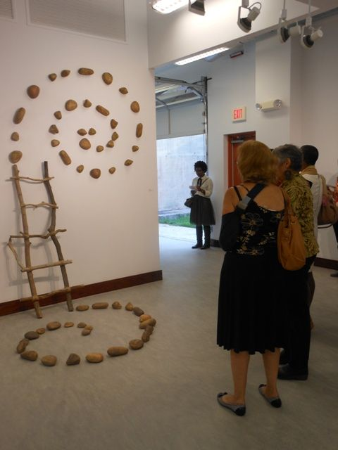 Opening Reception September 22, 2012