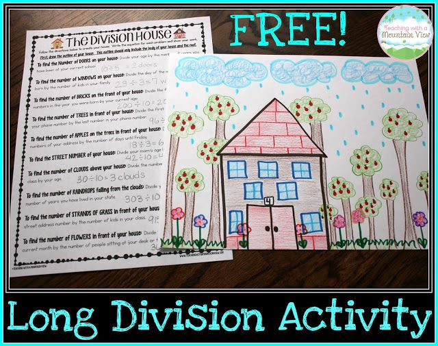 Need A Way To Start Long Division? Is It Too Challenging For Your