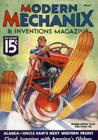 Modern Mechanix – Mar, 1936 | Modern Mechanix