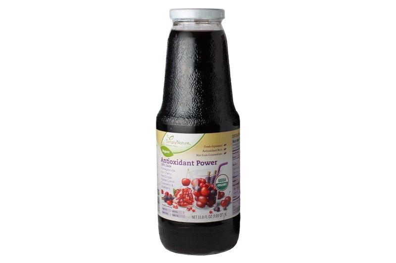 Simplynature Organic 100 Juice Aldi Exclusive Simplenature