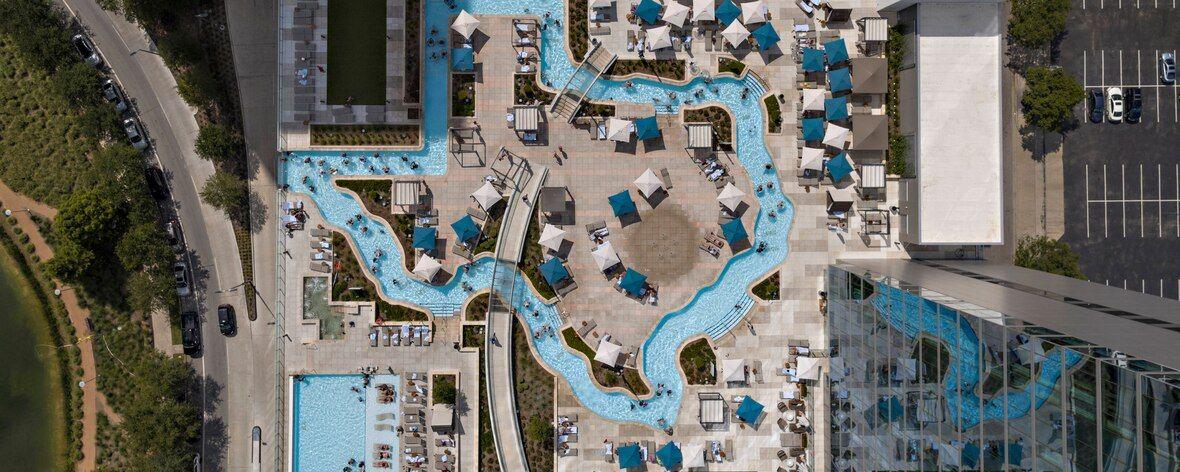 Hotel In Downtown Houston Tx Convention Center Marriott