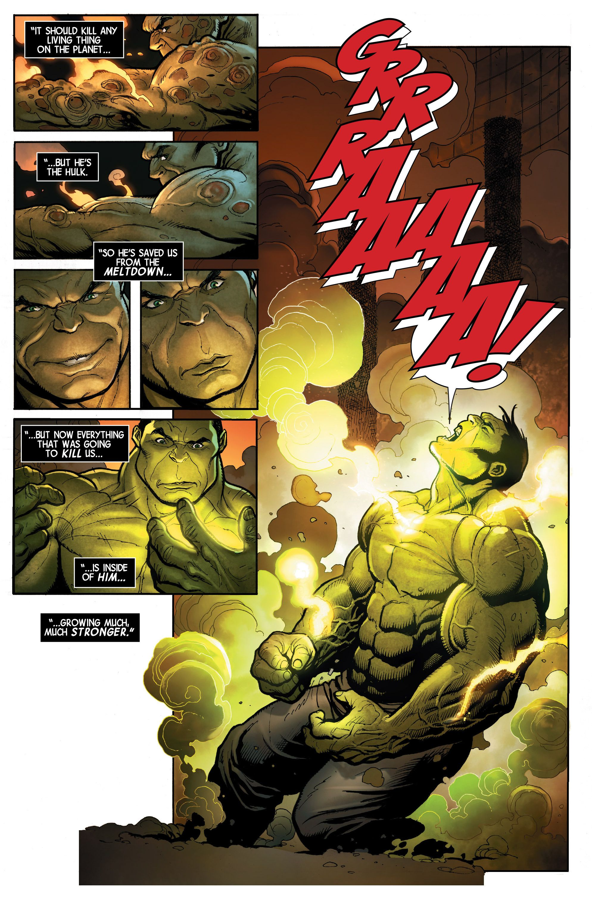 The totally awesome hulk 2016 1 page 20 the immortal hulk the totally awesome hulk 2016 1 page 20 publicscrutiny Images