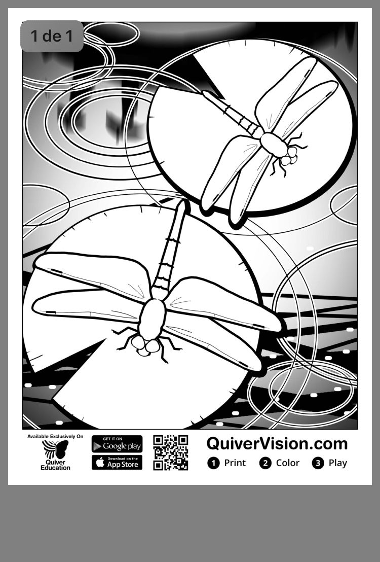 Pin By Laura Gomez On Quiver Animal Coloring Pages Coloring Pages Augmented Reality