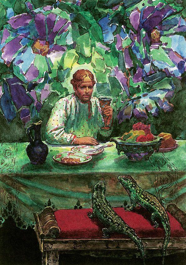 Картинки князь из сказок решениями являются