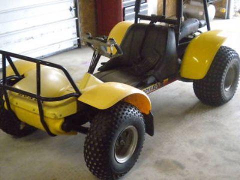 Superior 1980 Honda Odyssey FL250 Atv FL 250 Dune Buggy Go Cart