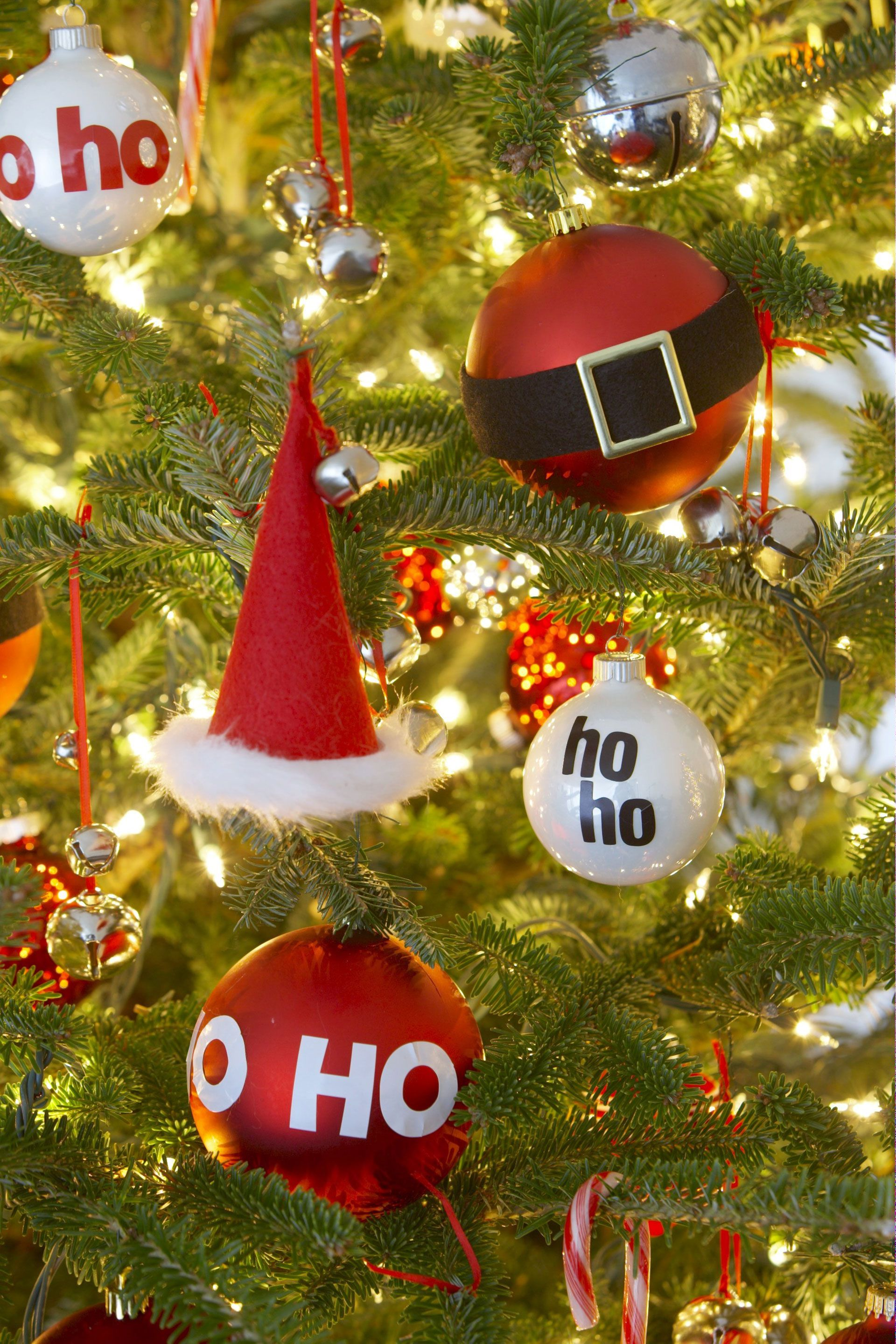 55 Homemade Christmas Ornaments for Your Tree crafts