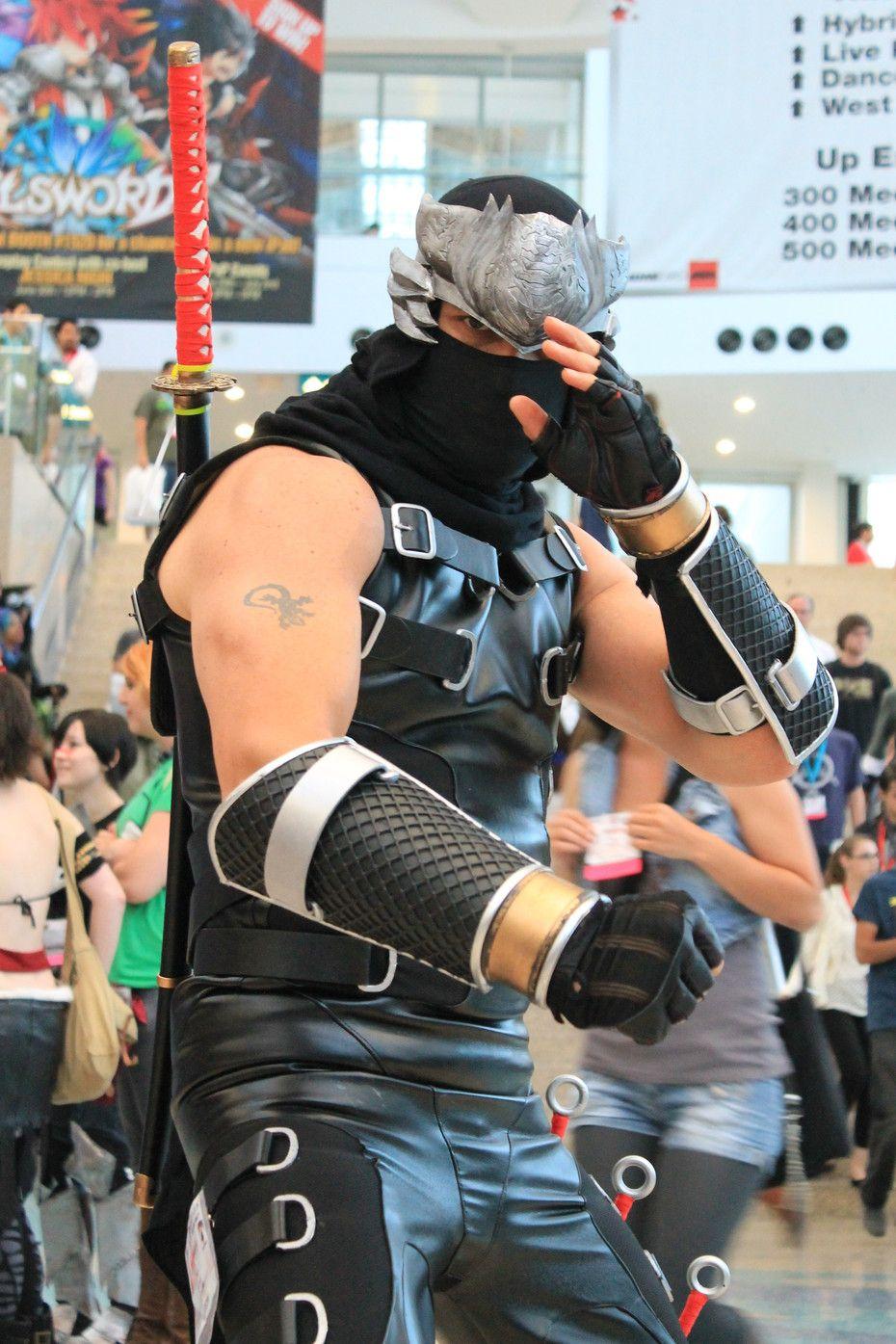 Ninja Gaiden Ryu Cost Play