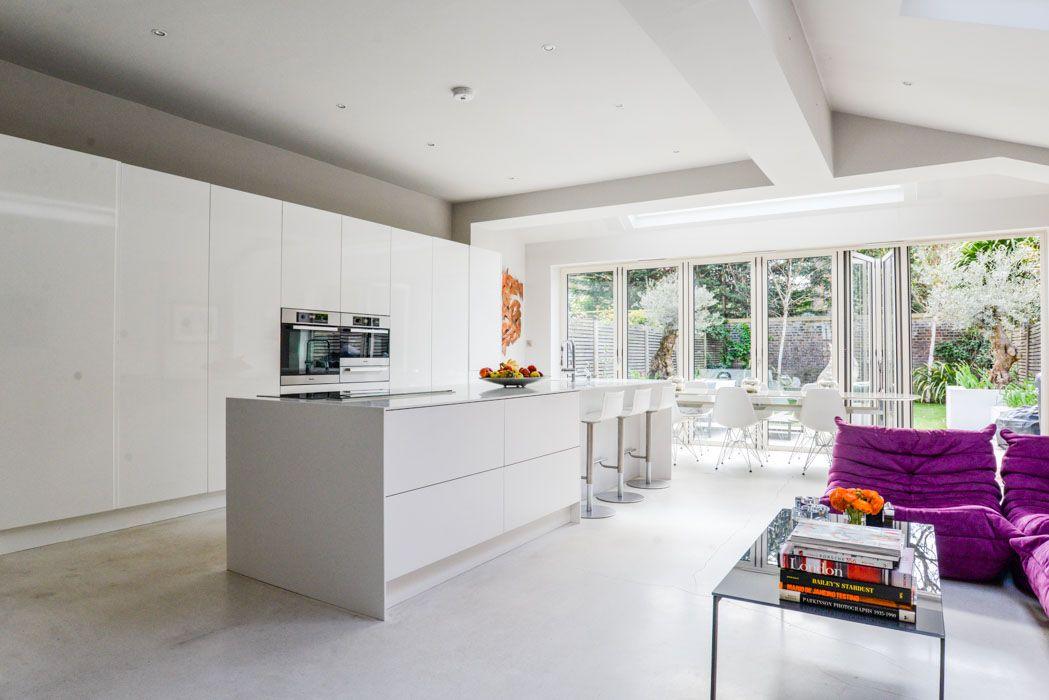 Modern Decor Home is a semi detached home