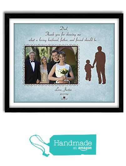 Father of the Groom Gift Thank you Wedding gift, Dad Thank you ...