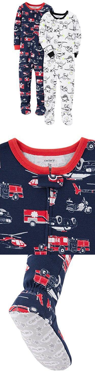 ce84dd70c5c4 Carter s Baby Boys  2-Pack Cotton Pajamas