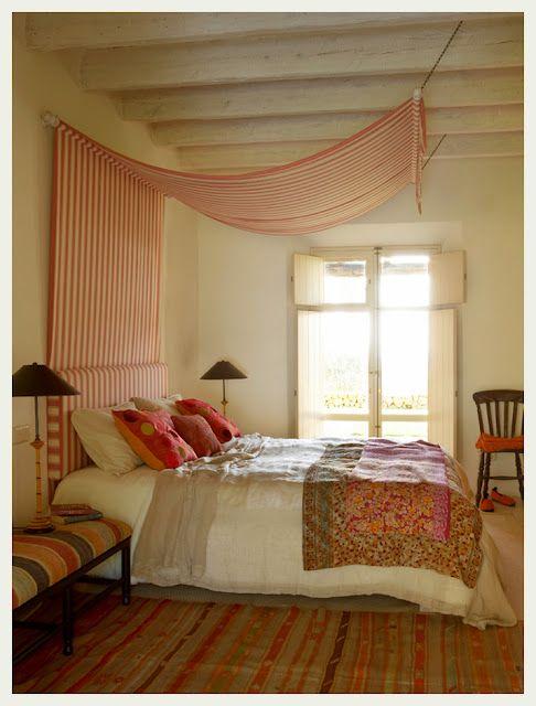 idea for cloth hanging interiors exteriors home diy bed rh pinterest com