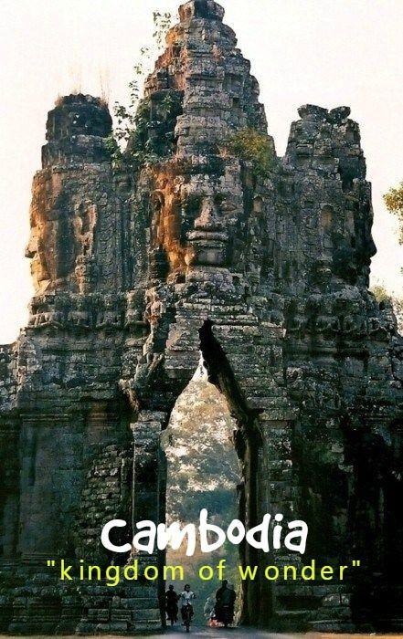 Visit Angkor Wat, Explore Cambodia, Explore the World. Travel Now!  #TravelMoreExploreMore #Cambodia #TravelAsia #Asia