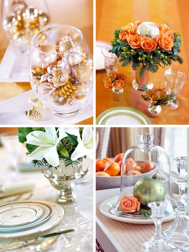 50 christmas centerpiece decorations ideas for this year rh pinterest com