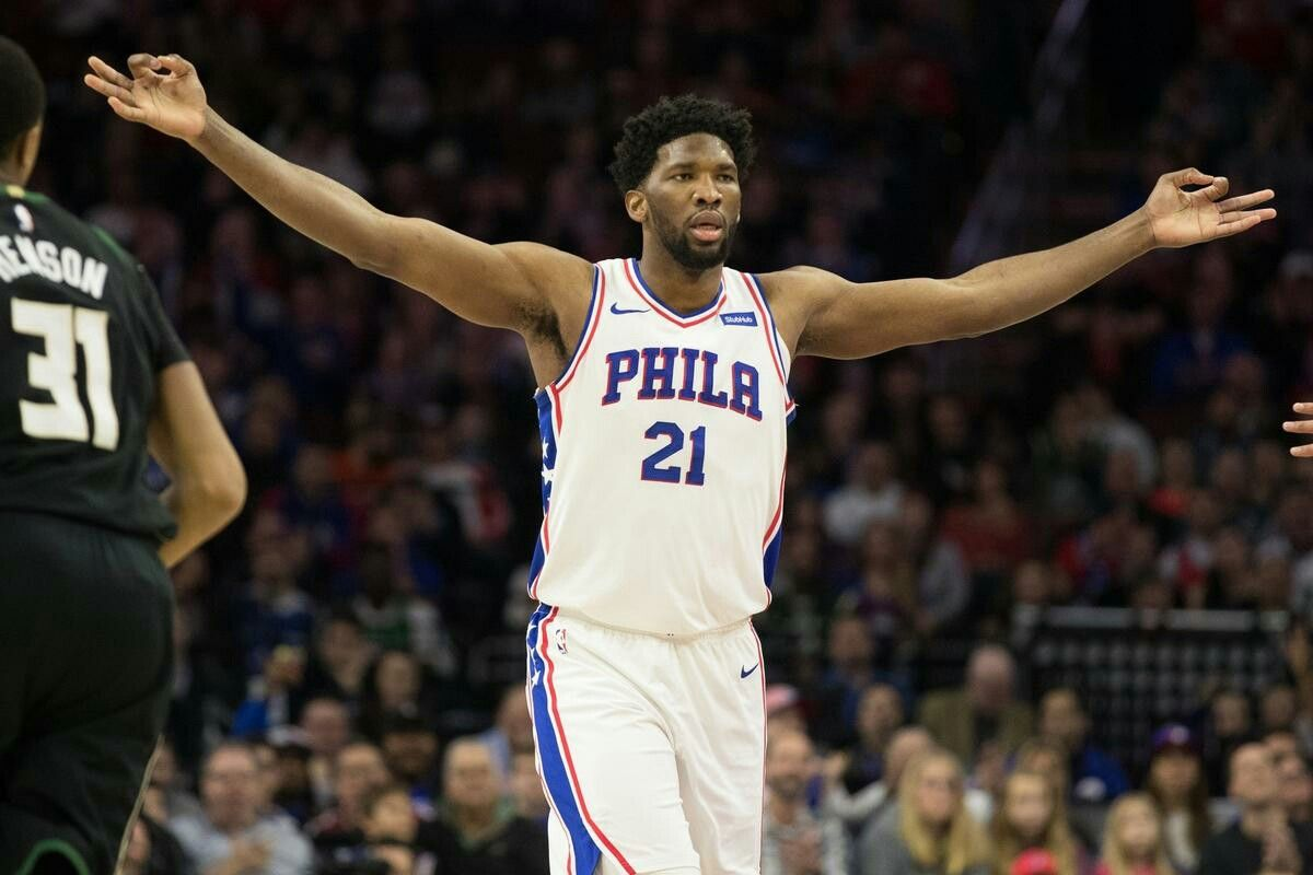 Pin by Shawn Gordon on NBA PHI (With images) Latest