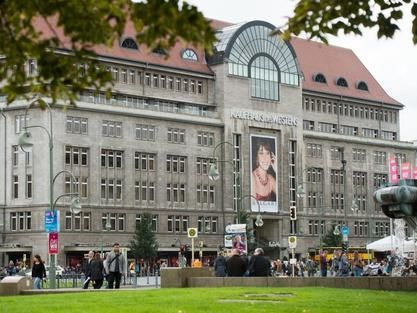 Kadewe Berlin Hauptstadt Sehenswurdigkeiten