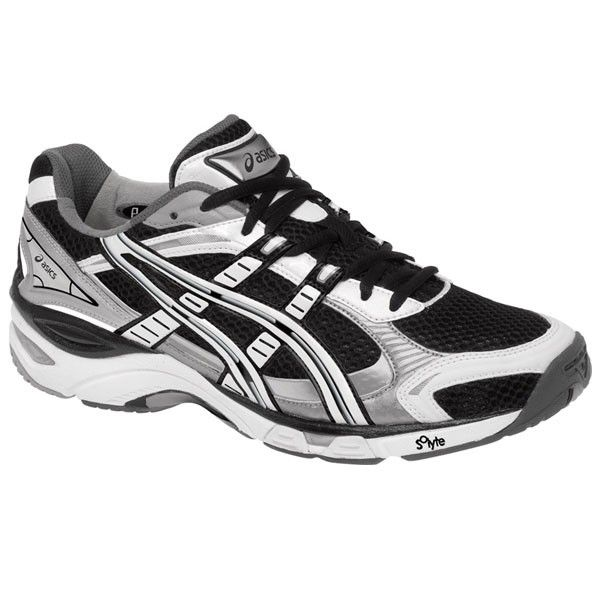 e612abd8dd41f Asics GEL-Volleycross Women's Volleyball Shoes - White/Black/Silver ...