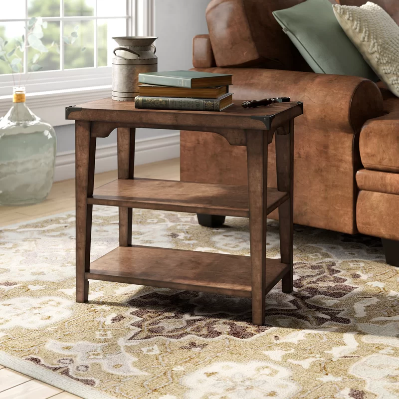Hebbville End Table With Storage End Tables Furniture Furniture Design Living Room #wooden #end #tables #for #living #room