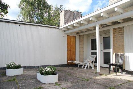 aalto house munkkiniemi helsinki finland terrace spatial rh pinterest com