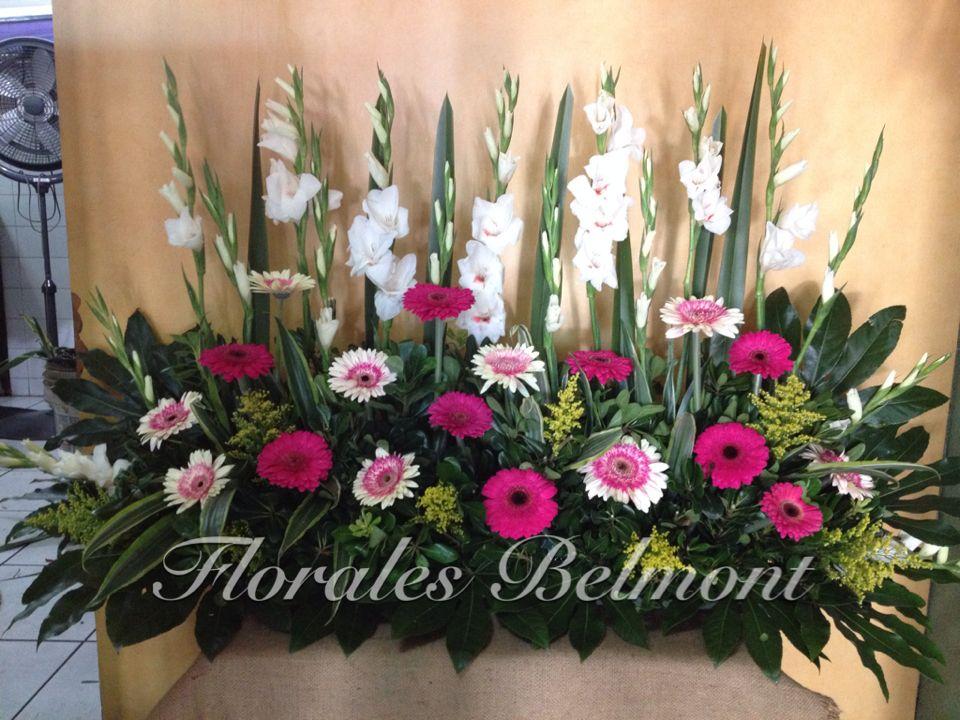 Jardinera De Gerberas Floristeria Floralesbelmont
