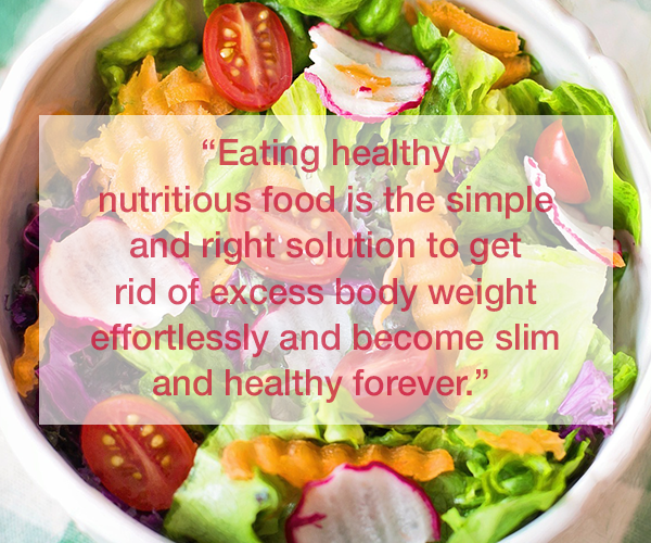 Tips And Tricks To Encourage Better Nutrition: Exercise And Nutrition Tips